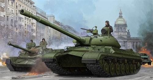Танк  советский Т-10М (1:35) - фото 36209