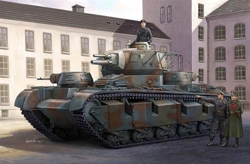Танк  Rheinmetall (1:35) - фото 36223