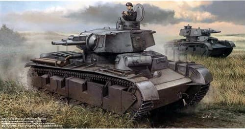 Танк  NBFZ тип 1 (1:35) - фото 36224