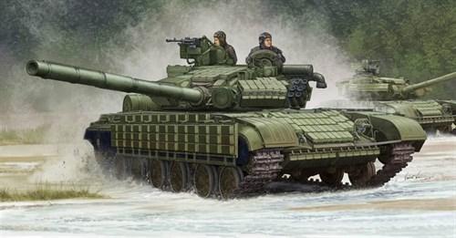 Танк  Т-64БВ мод. 1985 (1:35) - фото 36229