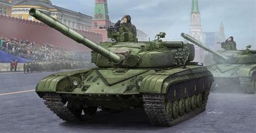 Танк T-64Б мод. 1984 (1:35) - фото 36230
