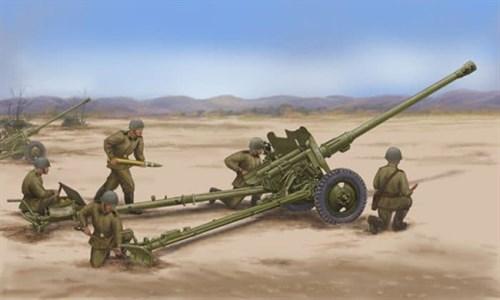 Пушка  85-мм Д-44 (1:35) - фото 36243