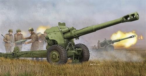152-мм пушка-гаубица Д-20 (1:35) - фото 36247