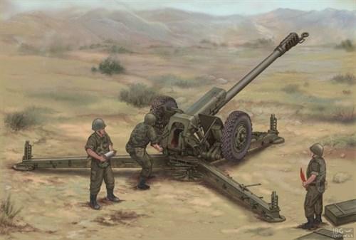 Пушка  Д-30 поздняя (1:35) - фото 36250