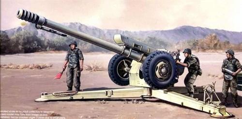 122-мм гаубица Д-30 ранний выпуск (1:35) - фото 36251