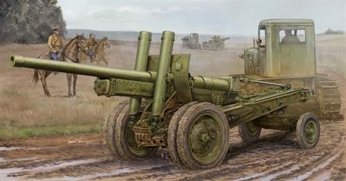 122-мм пушка образца 1931/37 годов А-19 (1:35) - фото 36253