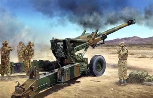 155-мм гаубица М198 (1:35) - фото 36266