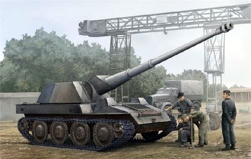 Танк  JGSDF TYPE 99 SPH (1:35) - фото 36270