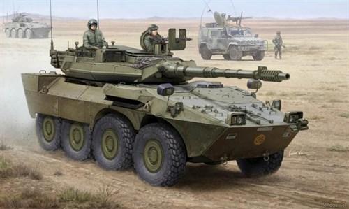 САУ  B1 Centauro с навесной броней (1:35) - фото 36297