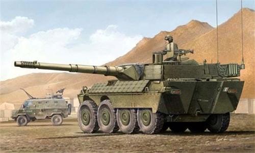 Танк  Centauro с доп. бронированием (1:35) - фото 36298