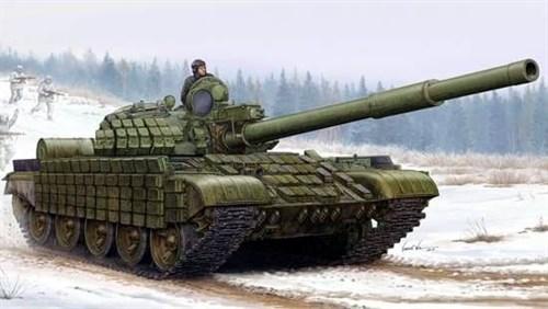 Танк  T-62 с динамической защитой (Модель 1962г.) (1:35) - фото 36305
