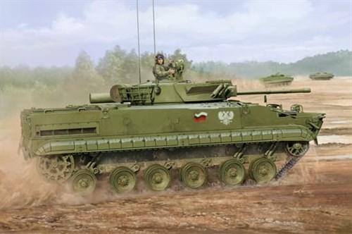 Бронетранспортёр  BMP-3F IFV (1:35) - фото 36320