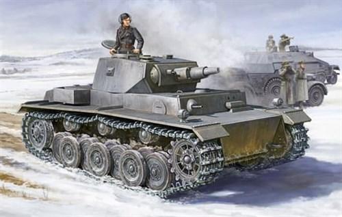 Танк  VK3001(H) (1:35) - фото 36329