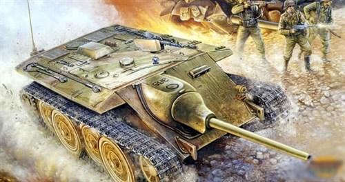 Танк  Е-10 (1:35) - фото 36364