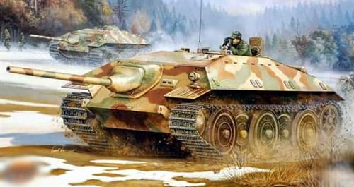 Танк  Е-25 (1:35) - фото 36366