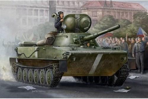 Танк  ПТ-76 мод. 1951 г. (1:35) - фото 36368