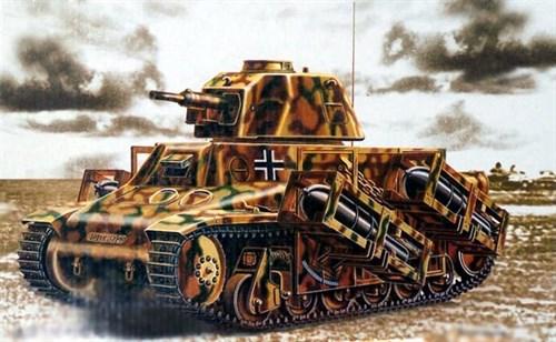 Танк  SA-38 (1:35) - фото 36386