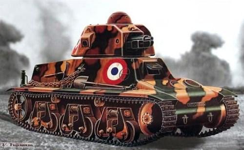 Танк SA-18 (1:35) - фото 36387