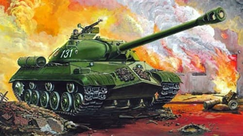 Танк  ИС-3М (1:35) - фото 36399