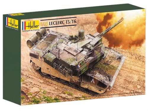 Танк  Леклерк T5/T6 (1:35) - фото 36435