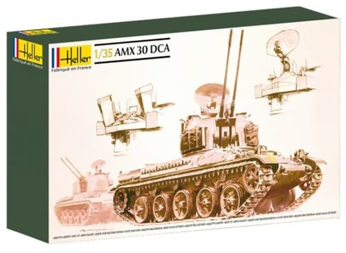 Танк  Amx30 Dca (1:35) - фото 36440