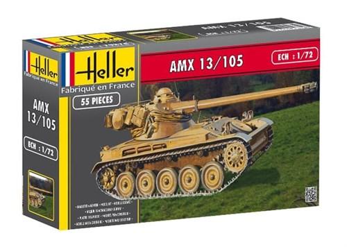 Танк  AMX 13/105 (1:72) - фото 36447
