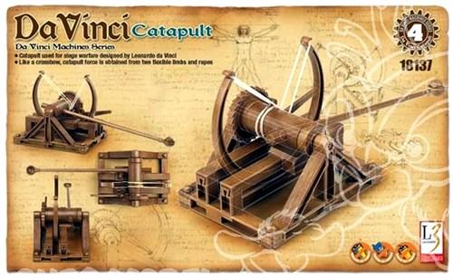 Орудие  Катапульта Леонардо да Винчи - фото 36455