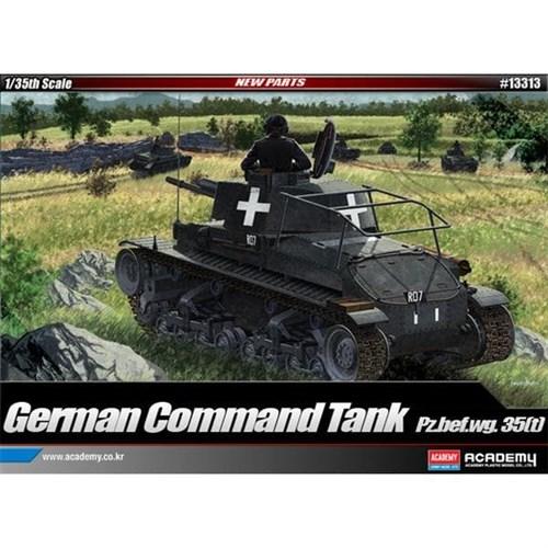 Танк  Pz.bef.wg 35(t)  (1:35) - фото 36459