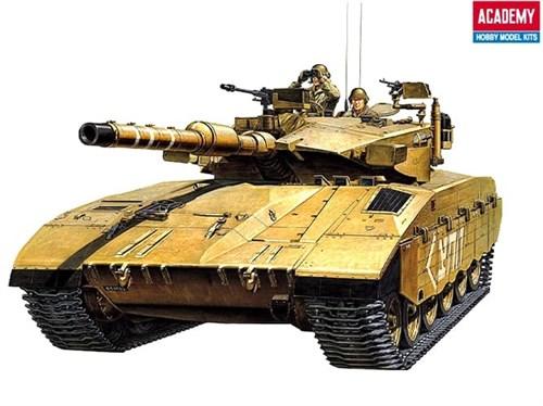 Танк  Merkava Mk.III (1:35) - фото 36471
