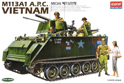 БТР  M113A1 Вьетнам (1:35) - фото 36472
