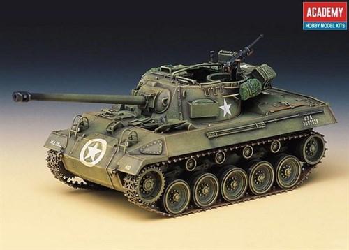 САУ  M18 Hellcat (1:35) - фото 36475
