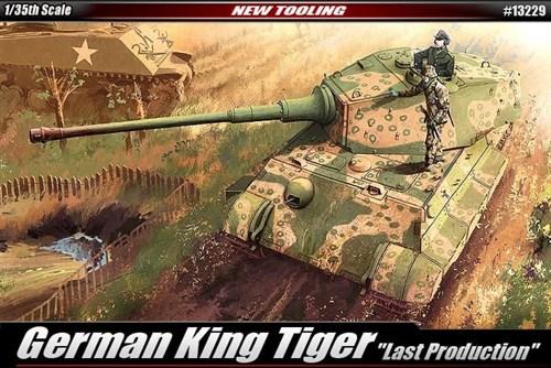 Танк  KINGTIGER (1:35) - фото 36480