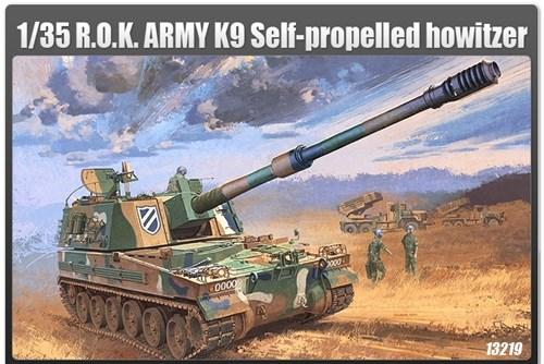 Танк  К-9 (1:35) - фото 36482