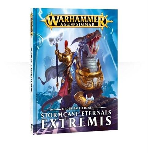 Battletome: Stormcast Eternals Extremis (hardback) - фото 36565