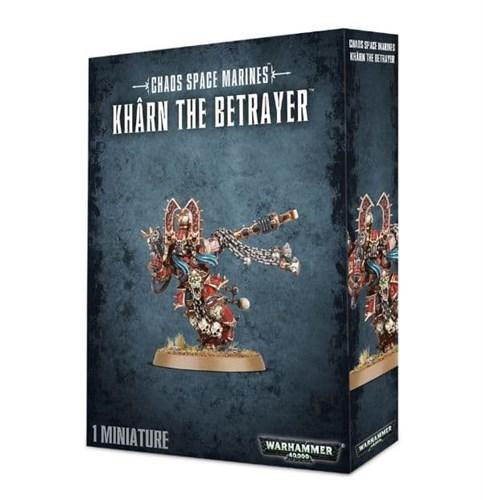 Kharn The Betrayer - фото 36585