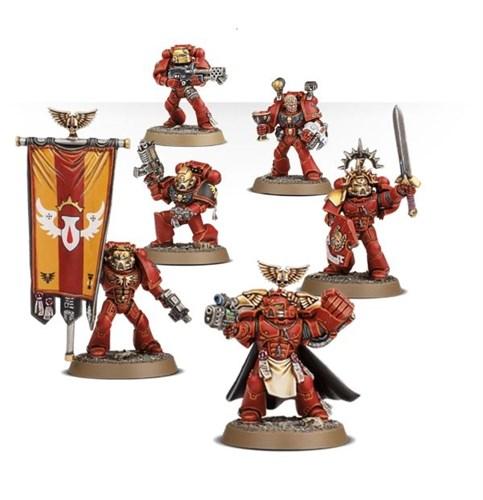 Blood Angels Command Squad - фото 36739