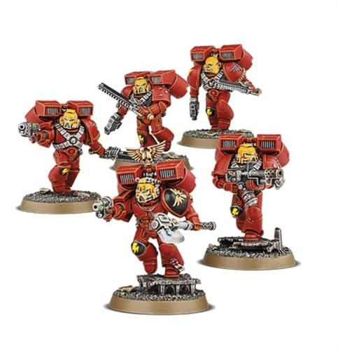 Blood Angels Assault Squad - фото 36784