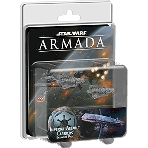 STAR WARS: ARMADA - IMPERIAL ASSAULT CARRIERS EXPANSION PACK - EN