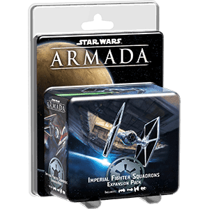 STAR WARS: ARMADA - IMPERIAL FIGHTER SQUADRONS II EXPANSION PACK - EN