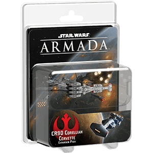 STAR WARS: ARMADA - CR90 CORELLIAN CORVETTE EXPANSION PACK