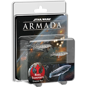 STAR WARS: ARMADA - REBEL TRANSPORTS EXPANSION PACK - EN