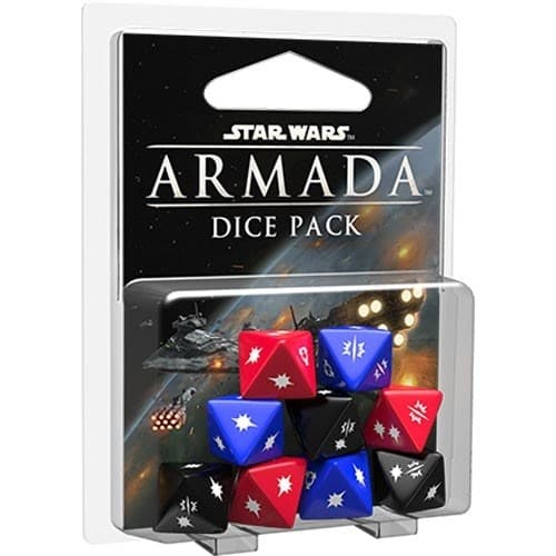 STAR WARS: ARMADA - DICE PACK - EN