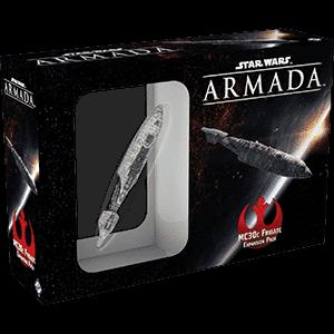 STAR WARS: ARMADA - MC30C FRIGATE EXPANSION PACK - EN