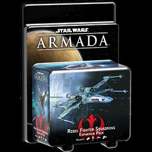 STAR WARS: ARMADA - REBEL FIGHTER SQUADRONS EXPANSION PACK - EN