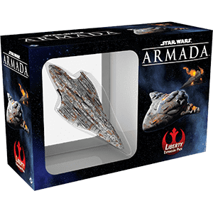 STAR WARS: ARMADA - LIBERTY EXPANSION PACK - EN
