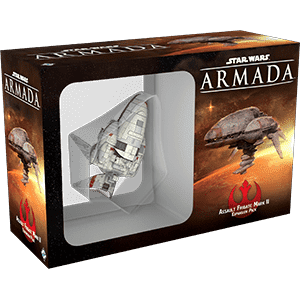 STAR WARS: ARMADA - ASSAULT FRIGATE MARK II EXPANSION PACK - EN