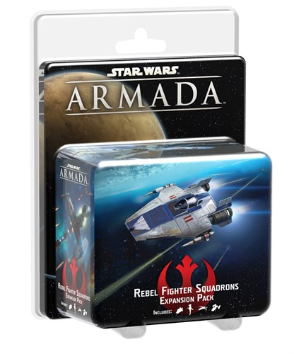 STAR WARS: ARMADA - REBEL FIGHTER SQUADRONS II EXPANSION PACK - EN