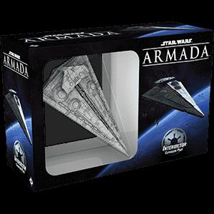 STAR WARS: ARMADA - INTERDICTOR CLASS STAR DESTROYER - EN