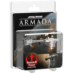 STAR WARS: ARMADA - NEBULON-B FRIGATE EXPANSION PACK - EN