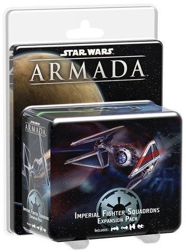 STAR WARS: ARMADA - IMPERIAL FIGHTER SQUADRONS EXPANSION PACK - EN